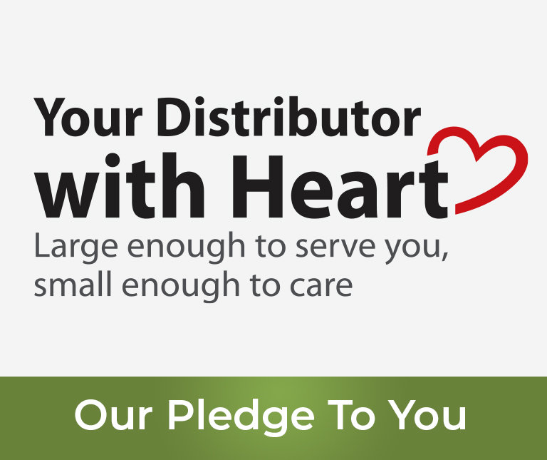 Your Distributor with Heart