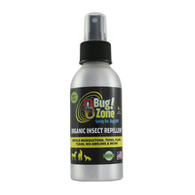 0Bug Zone Organic Insect Repellent Spray