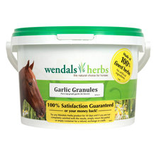 100% Pure Garlic Granules for Horses