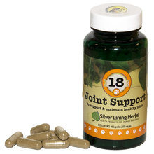 18 Joint Support Capsules for Dogs