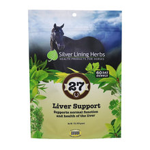 27 Liver Support for Horses