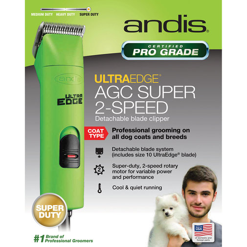 View larger image of UltraEdge AGC Super 2-Speed Clipper