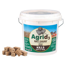 Agrid3 Rat and Mouse Bait Chunx