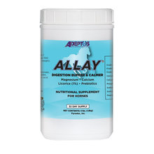 Allay Buffering Digestion and Calming Supplement for Horses