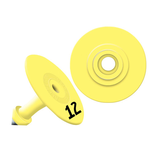 View larger image of Allflex Global Small Round Numbered Tags