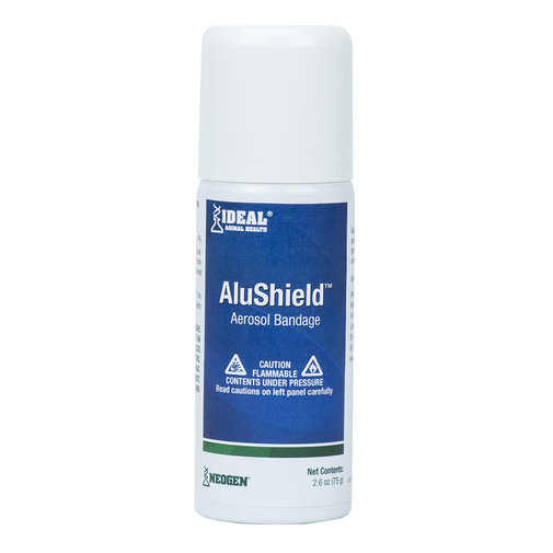 View larger image of AluShield Aerosol Bandage