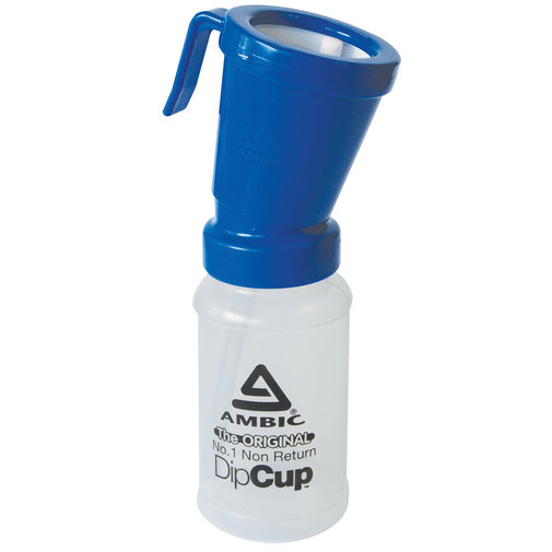 View larger image of Ambic Non-Return Teat DipCup