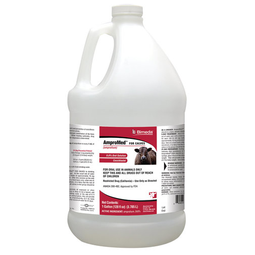 View larger image of AmproMed Oral Solution for Calves