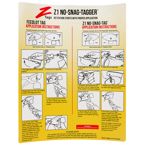 View larger image of Z Tag Applicator