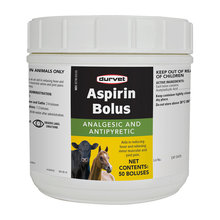 Aspirin Bolus for Cattle and Horses