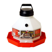 Automatic Poultry Waterer with Handle