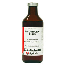B-Complex-Plus Cattle, Swine and Sheep Injectable