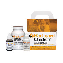 Backyard Chicken Health Pack
