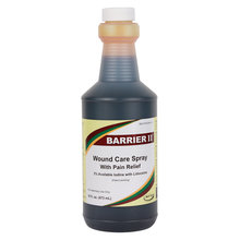 Barrier II Wound Care Spray with Pain Relief