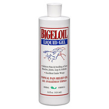 Bigeloil Liquid Gel Horse Liniment