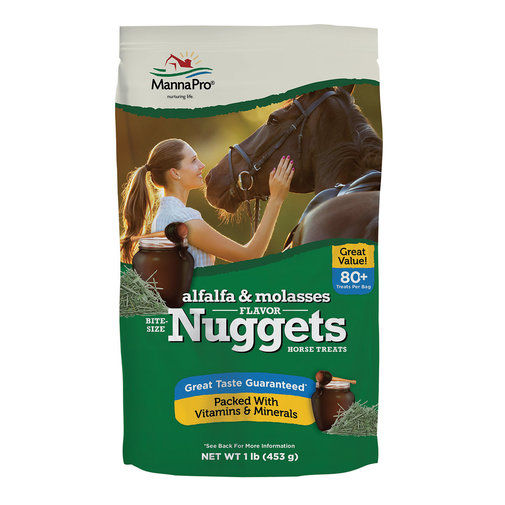 View larger image of Bite Size Nuggets & Wafers for Horses