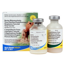 Bovi-Shield GOLD FP 5 VL5 Cattle Vaccine