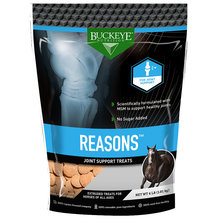 Buckeye Nutrition Reasons Horse Treats