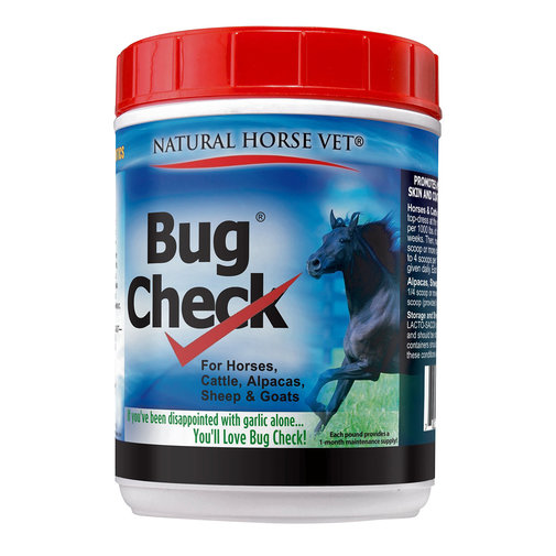View larger image of Bug Check Feed Thru Fly Control Supplement for Animals