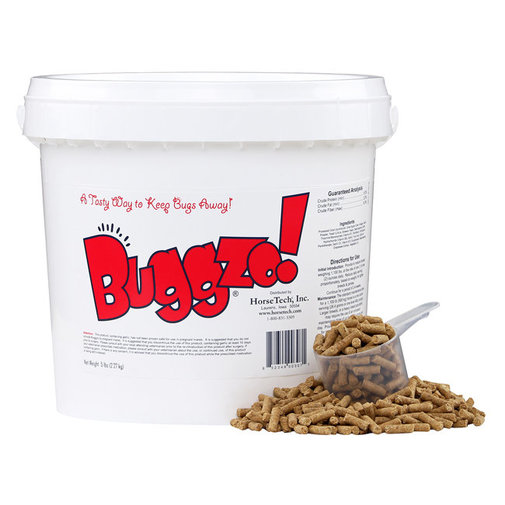 View larger image of Buggzo! Feed-Through Fly Control Horse Supplement