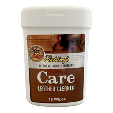 Care Leather Cleaner Wipes