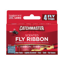 Catchmaster Scented Bug and Fly Ribbon