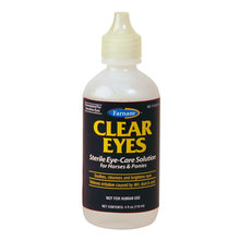 Clear Eyes Sterile Eye-Care Solution for Horses & Ponies
