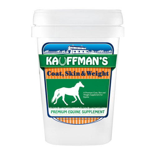 View larger image of Coat, Skin & Weight Equine Supplement