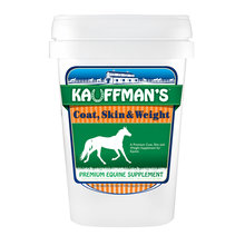 Coat, Skin & Weight Equine Supplement