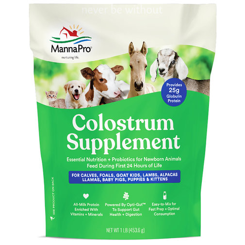 View larger image of Colostrum Supplement