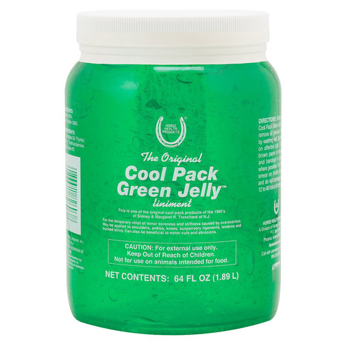 View larger image of Cool Pack Green Jelly Liniment