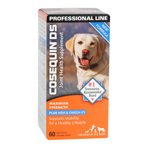 View larger image of Cosequin DS Maximum Strength Plus MSM & Omega-3's Joint Supplement