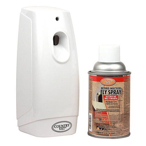 View larger image of Country Vet Fly Spray Kit