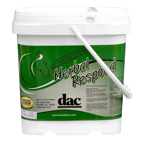 View larger image of dac Herbal Respond Supplement for Horses