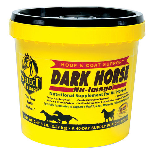 View larger image of Dark Horse Nu-Image Nutritional Supplement for Horses