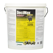 DeciMax Rat, Mouse and Meadow Vole Bait
