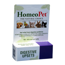 Digestive Upsets for Pets