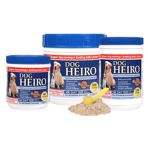 View larger image of Dog HEIRO Nutritional Supplement
