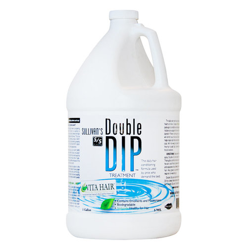 View larger image of Double Dip Treatment Skin and Hair Conditioner