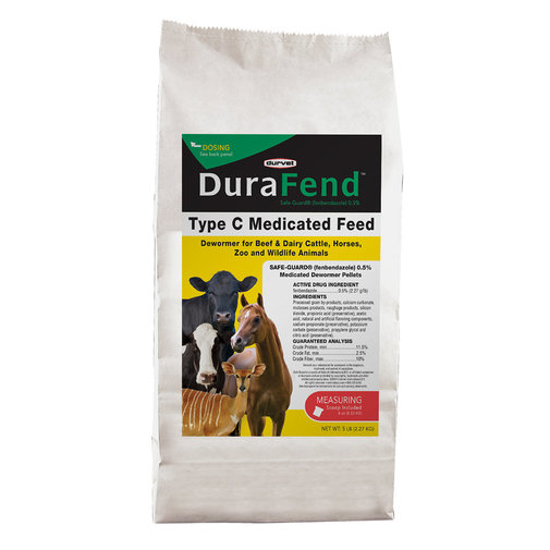 View larger image of DuraFend Multi-Species Type C Medicated Dewormer