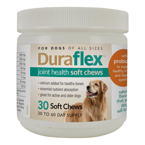 View larger image of DuraFlex Joint Health Soft Chews for Dogs