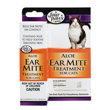 Ear Mite Remedy for Cats