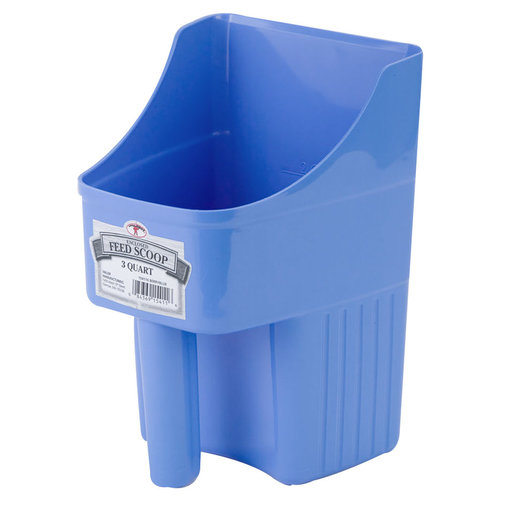 View larger image of Enclosed Plastic Feed Scoop