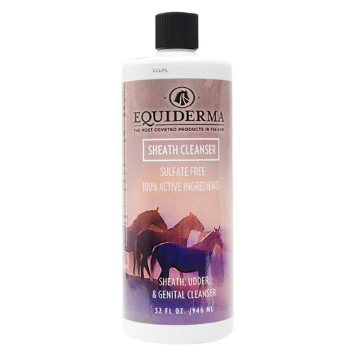 View larger image of Equiderma Sheath, Udder & Genital Cleanser for Horses