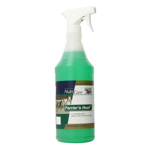 View larger image of Farrier's Hoof Topical Spray for Horses
