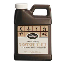 Fiebing's 100% Pure Neatsfoot Oil Leather Preserver