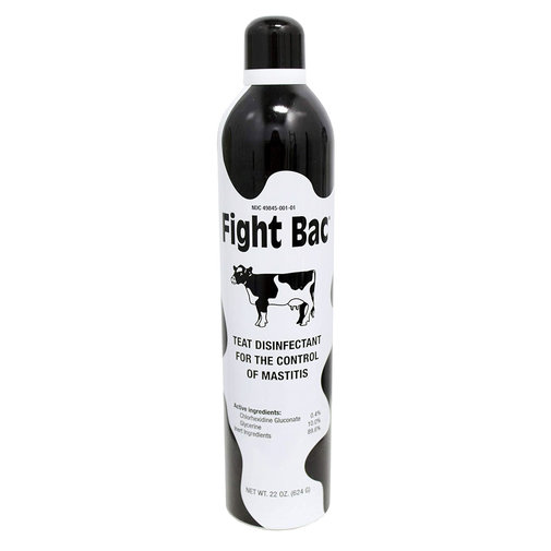 View larger image of Fight Bac Teat Disinfectant