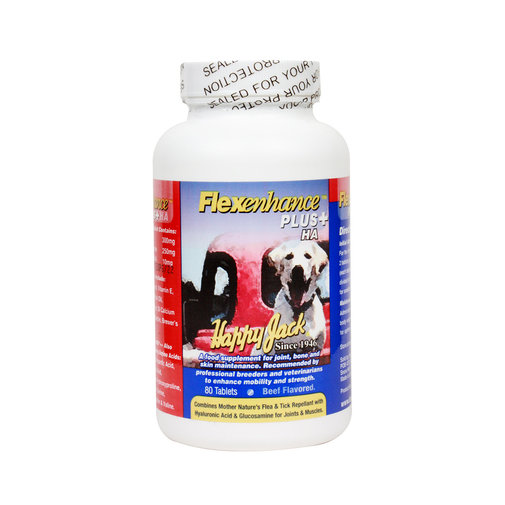 View larger image of Flexenhance Plus + HA Joint Supplement for Dogs