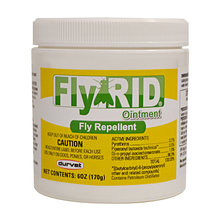 FlyRID Ointment Fly Repellent for Horses and Dogs