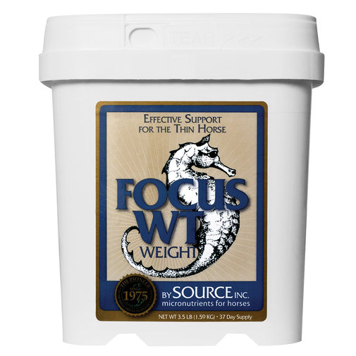 View larger image of Focus WT Weight Gain Supplement for Horses